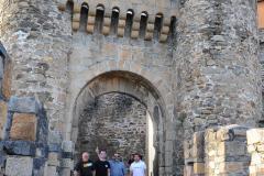 Castillo templario. Ponferrada
