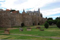 """La muralla de la """"Bimilenaria Ciudad de Astorga"""""""