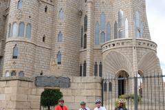 Palacio episcopal. Gaudí