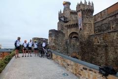 El Camino en bici