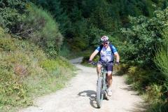 El Camino en bici)