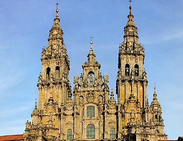 Santiago de Compostela el Camino en Bici