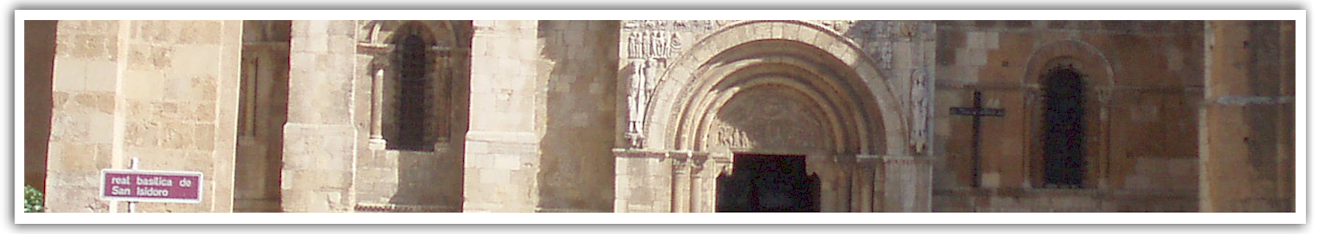 El viaje de León a Santiago de Compostela